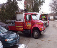 1st Priority Towing and Recovery Towing Company Images