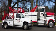 A & B Towing Towing Company Images