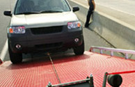AJ Towing & Recovery Towing Company Images