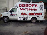 Bishop's Towing & Repair Towing Company Images