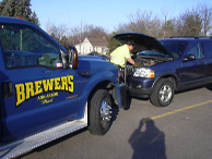 Brewer's Towing Company Images