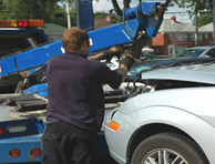 Brown's Super Service Inc. Towing Company Images