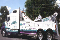 CJ's Towing Unlimited Towing Company Images