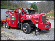 Davis Wrecker  Towing Company Images