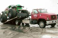 Ed's Towing service inc Towing Company Images