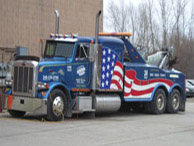 General Towing, Inc. Towing Company Images