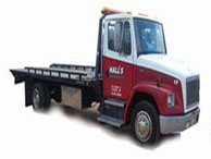 Hall's Towing Service, Inc Towing Company Images