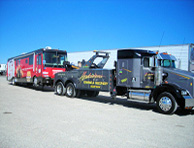 Hendrickson's Heavy Duty Towing and Recovery Towing Company Images