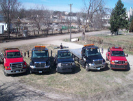 Krueger's BP Towing Company Images