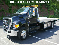 Lee's Towing Service Towing Company Images