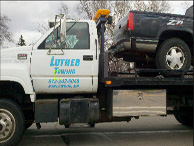 Luther Towing and Service, Inc. Towing Company Images