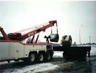 Nye's Wrecker Service Inc. Towing Company Images