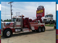 Parker Wrecker & Salvage Towing Company Images