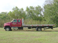 Plunk's Wrecker Service Towing Company Images