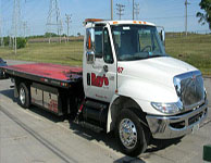 Ray's Towing Inc. Towing Company Images