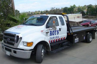 Roy's Towing Towing Company Images
