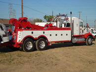 Sacramento Towing by Chimas Towing Company Images