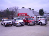 Snoopy's Towing Towing Company Images
