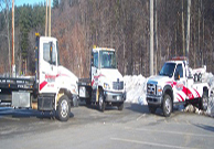 Supreme Towing & Recovery Towing Company Images