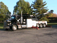 Tony's Wrecker Service, INC. Towing Company Images