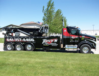 Tony's Truck, Tire, and Auto Center Towing Company Images