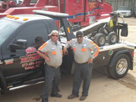 Unlimited Recovery Towing Company Images