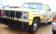 A & B Automotive Center Towing Company Images