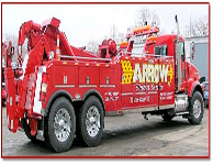 Arrow Wrecker Service Towing Company Images