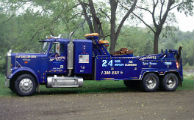 Bill Carpenter Service, Inc. Towing Company Images