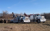 Cavin Wrecker Service Towing Company Images
