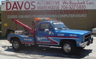 Davo Auto Towing Towing Company Images