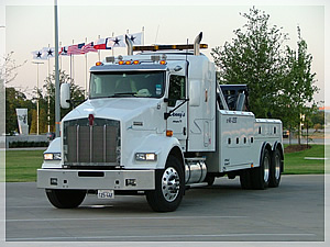 Denny's Towing Towing Company Images