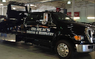 Derek's Towing & Recovery Towing Company Images