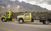 Dugger Services, Inc. Towing Company Images
