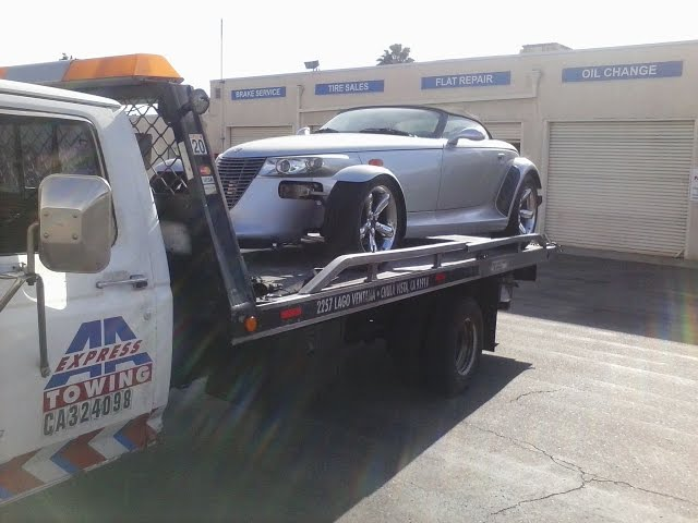 Express Towing Towing Company Images