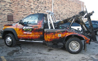 Fire Towing Towing Company Images