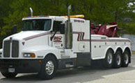 Gene Pitts and Sons Towing and Recovery Towing Company Images