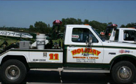 Holiday Wrecker and Crane Towing Company Images