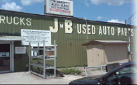 J and B Towing Orlando Towing Company Images