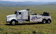 Joe's Towing and Recovery Towing Company Images