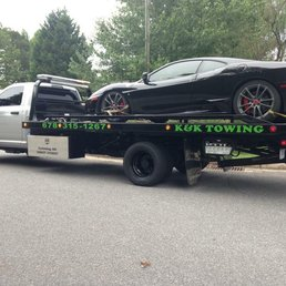 K & K Towing Towing Company Images