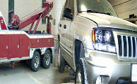 Keene Auto Body Towing Company Images