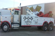 KEG Truck Parts & Towing Towing Company Images