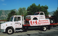 Larry's Towing Towing Company Images