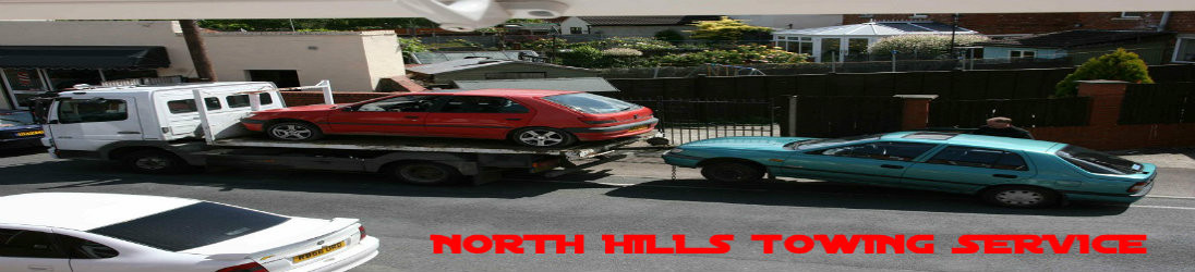 North Hills Towing Towing Company Images
