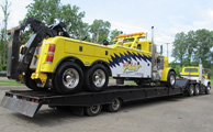 Phelps Towing Inc. Towing Company Images