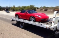 Pink Towing of Santa Monica Towing Company Images