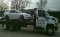 Pinky Tow Towing Company Images