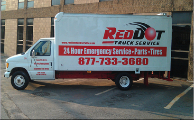 RedDot Truck Service Towing Company Images
