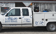 Strickland Road Service Towing Company Images
